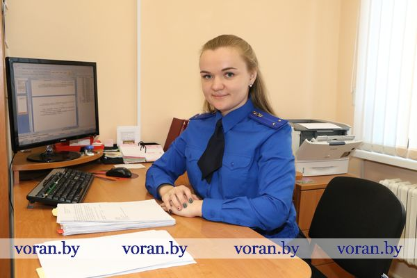 Как работается в Вороновском РОСК единственной женщине-следователю?