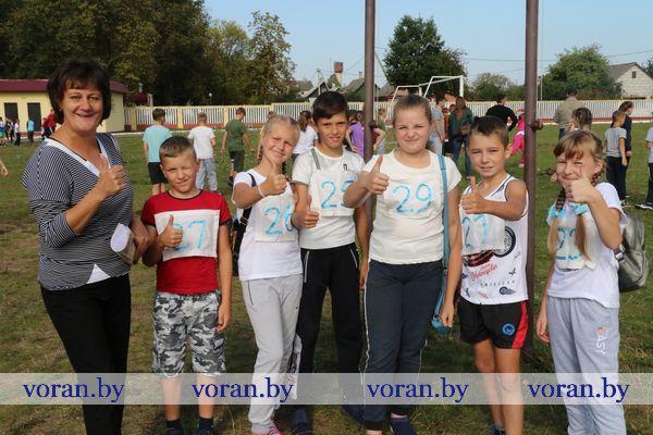 В Вороново завершилась Неделя спорта и здоровья (фото)