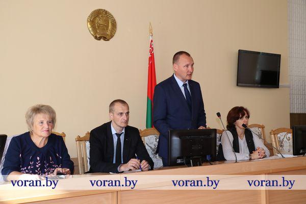 Всесторонняя защита. Сегодня состоялось заседание Совета Вороновского районного объединения профсоюзов