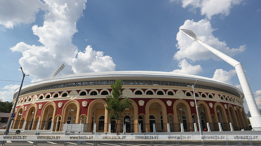 На минском стадионе «Динамо» продолжится легкоатлетический матч Европа — США