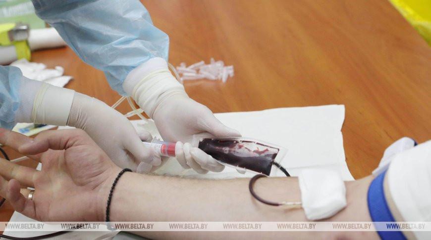 Марафон «Донорство крови имеет значение!» стартует 24 сентября
