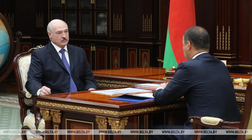 Александр Лукашенко: Беларусь оказалась в горячей политической точке и должна принимать меры для своей безопасности