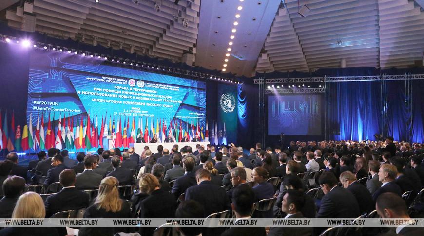 Александр Лукашенко: терроризм стал одной из самых мощных и осязаемых угроз глобальной безопасности