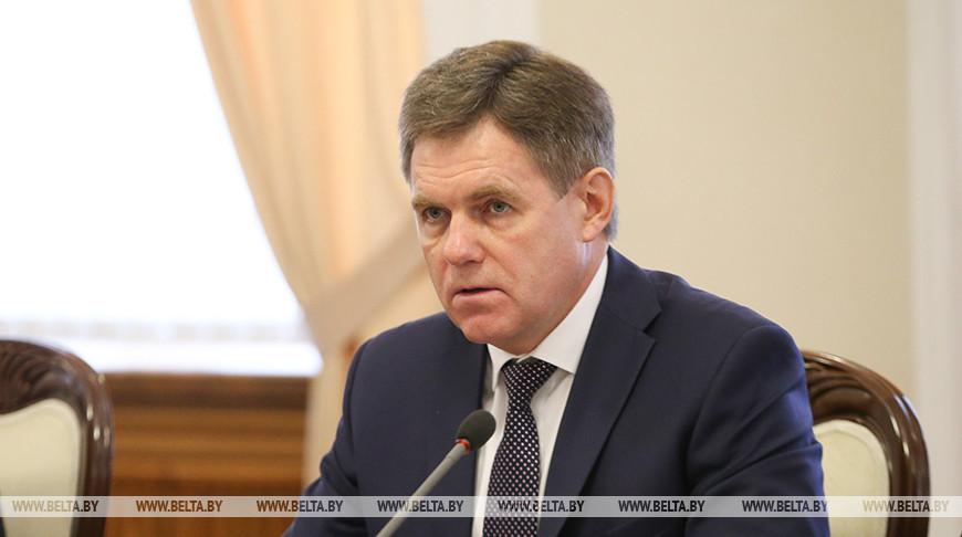 Игорь Петришенко: юбилейные торжества в Жировичском монастыре нужно организовать на высоком уровне