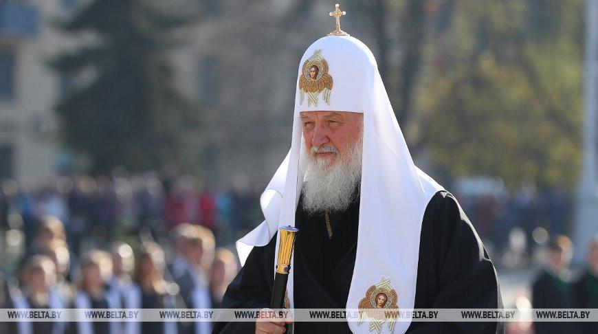 Патриарх Кирилл приглашен на торжества к 500-летию Жировичского монастыря