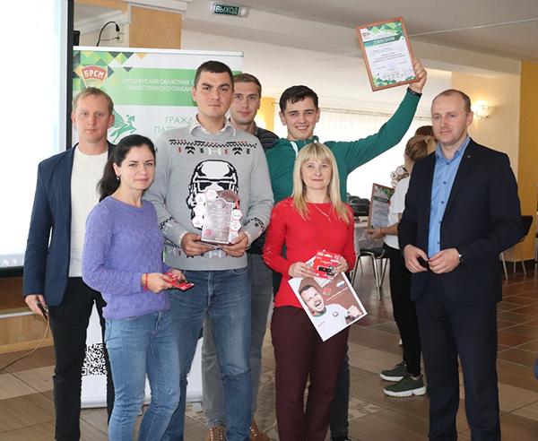 Вороновские интеллектуалы — призеры