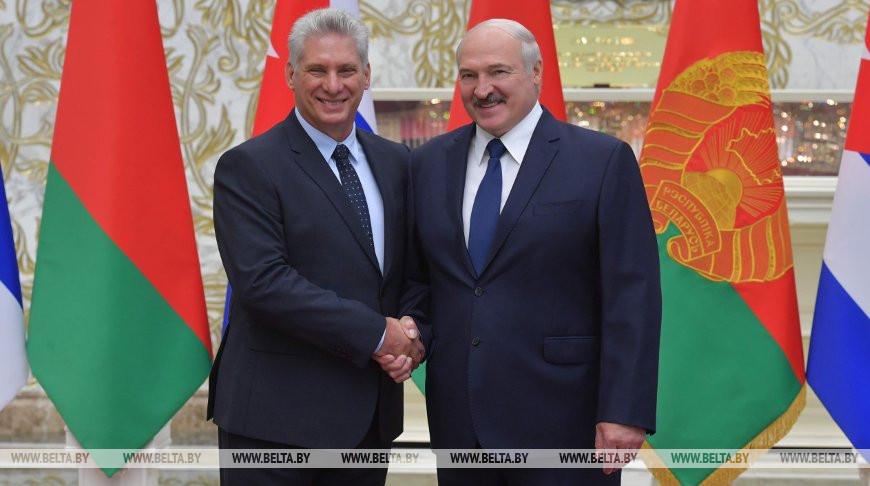 Александр Лукашенко: Беларусь для Кубы всегда будет надежным и преданным другом