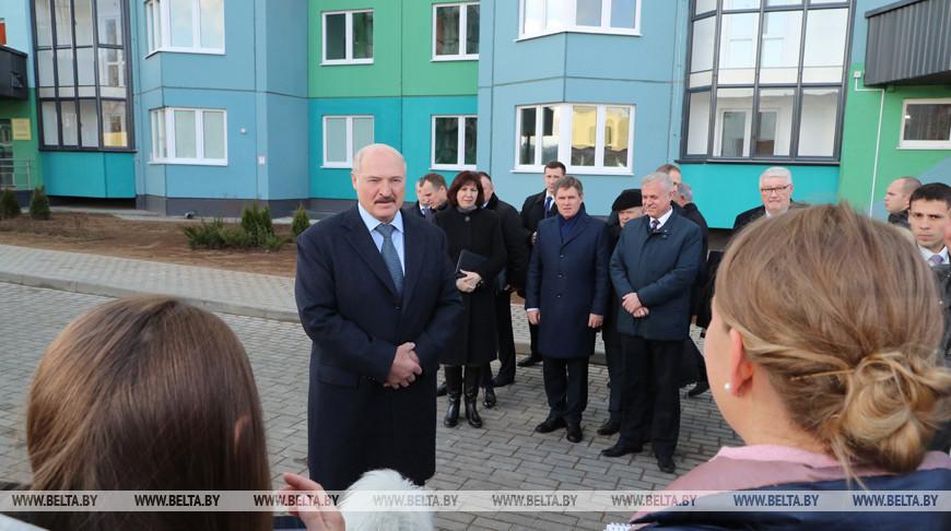 Лукашенко: проведение переписи населения нужно в том числе для планирования следующей пятилетки