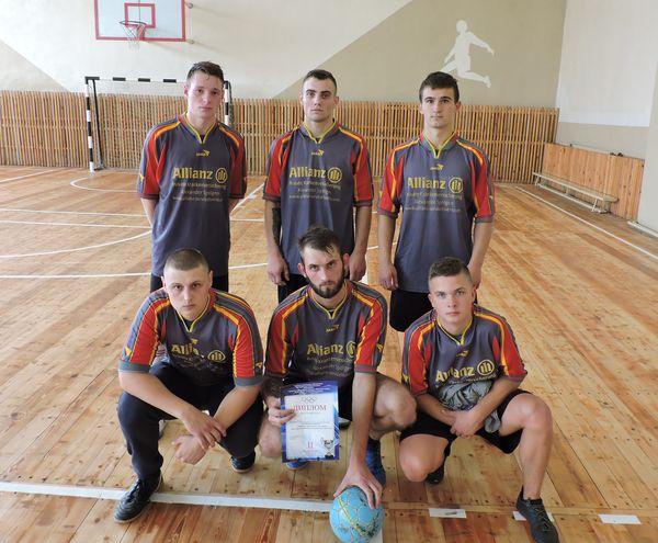 3 октября прошел финал областных соревнований по мини-футболу среди учащихся учреждений профессионально-технического и среднего специального образования