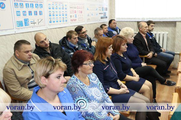 На Вороновщине проходит Единый день информирования