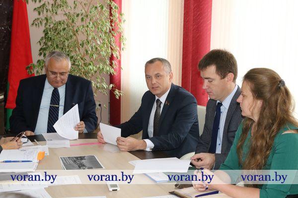 Игорь Гедич выдвинут кандидатом в Совет Республики