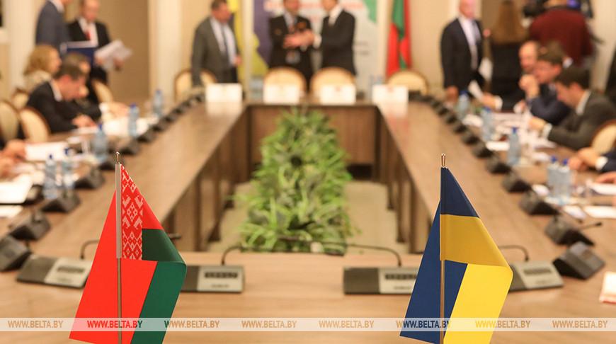 II Форум регионов Беларуси и Украины проходит в Житомире