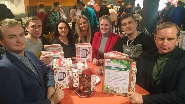Молодежь и кооператоры Вороновщины вторые на «Дожинках-2019»