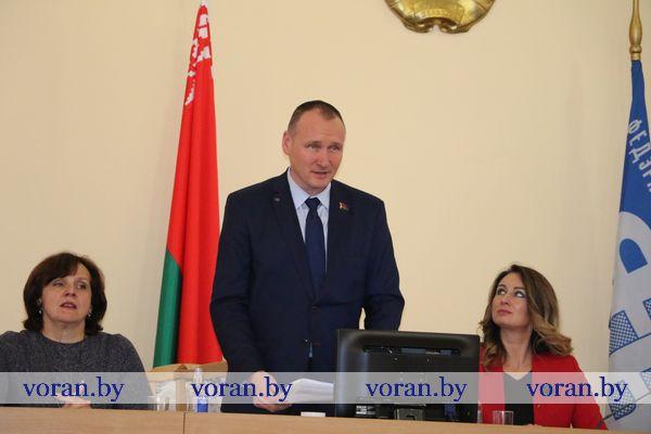 На Вороновщине выбрали профсоюзного лидера