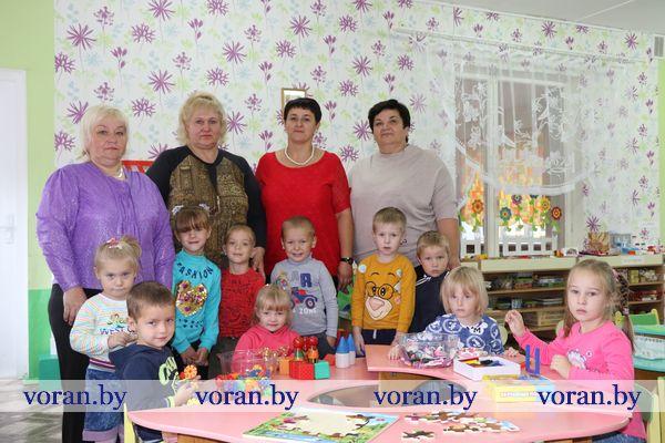 Радунская страна детства:  комфортная и развивающая
