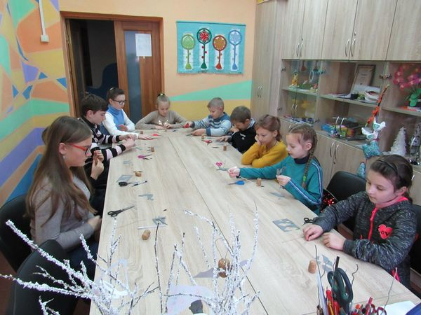 Осенние каникулы шестиклассники Вороновской школы начали с экскурсии в Жировичи. А как отдыхают другие ребята? (Дополнено)