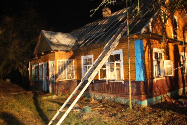 Подробности. В Вороновском районе благодаря сработке АПИ спасены люди