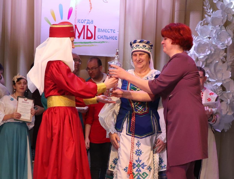 В Ивье прошел областной фестиваль творчества молодых инвалидов