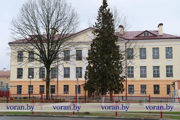 Когда завершится реконструкция Вороновской школы? (Фотоотчет)