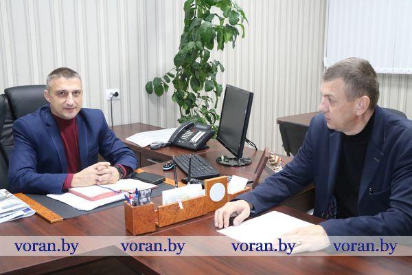 Вороновский РЭС — динамично развивающееся предприятие, реализующее современные и масштабные проекты