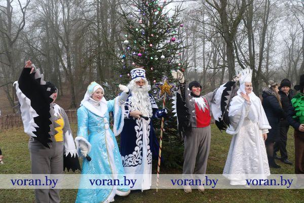 Новогодний квест, или Невероятные приключения в Больтиниках (Фото)