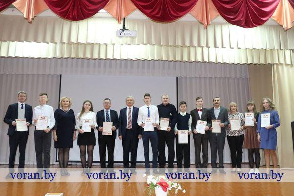 Золотой фонд Вороновского района