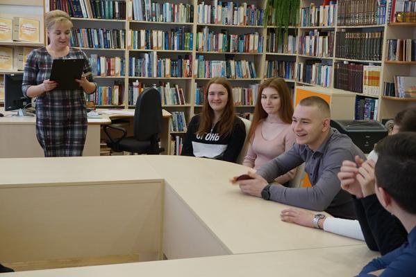 Увлекательную квест-игру к 80-летию Вороновского района провели  в центральной районной библиотеке