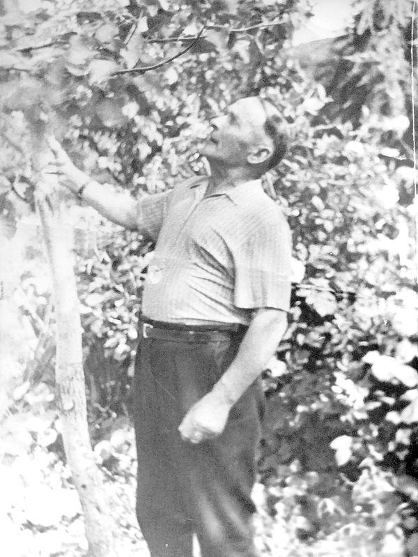 Человек в истории района. Юльян Король