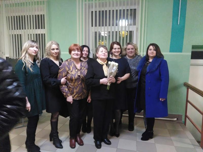 Вечера школьных друзей прошли на Вороновщине