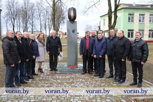 Концертную программу «Мы помним» в Вороновской ДШИ работники культуры посвятили Дню памяти воинов-интернационалистов