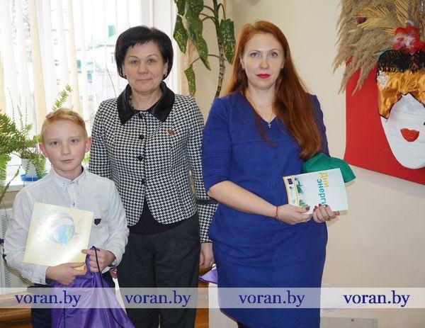 В Вороновском районе в рамках инициативы «Соглашение мэров по климату и энергии»  поощрили эко-активистов