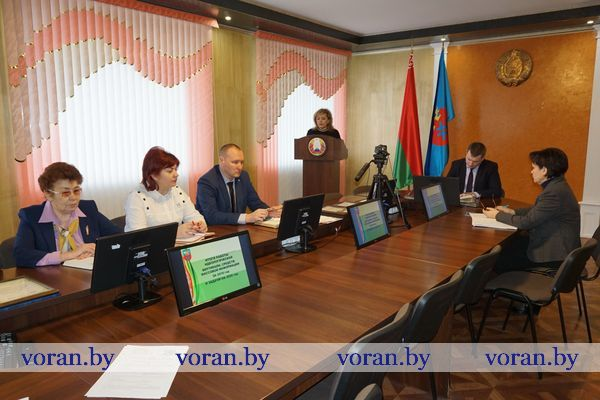 Идеологическая вертикаль Вороновского района подвела итоги работы за прошлый год