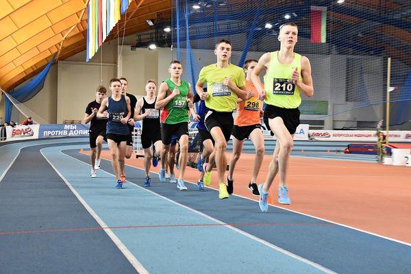Легкоатлеты Вороновщины успешно выступили на первенстве Беларуси среди юношей и девушек