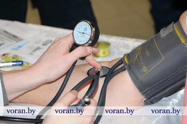 Марафон здоровья стартовал на Вороновщине
