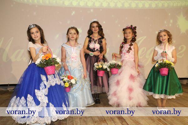 Грациозно. Талантливо. Изящно. В преддверии 8 Марта в Вороново прошел районный конкурс красоты «Маленькая Леди-2020» (Фото)