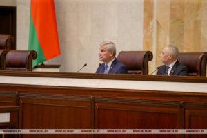 На весенней сессии депутатам предстоит назначить дату выборов Президента — Андрейченко