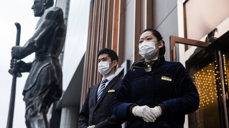 В Китае 4 апреля объявлено днем траура по жертвам коронавируса