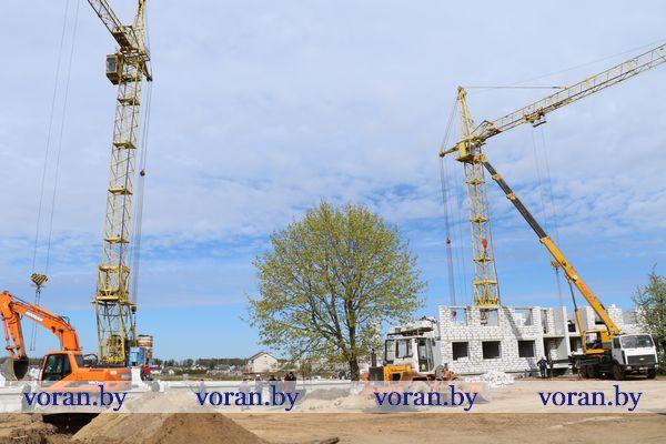 В Вороново появится первый многоэтажный «электродом»