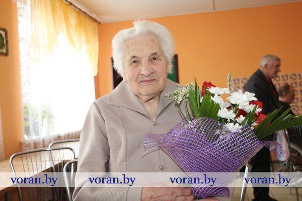 Сегодня 97-й день рождения отмечает ветеран Великой Отечественной войны Вера Филипповна Тимофеева