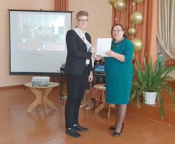 Талантливую молодежь Гродненщины поощрили  стипендиями Белорусского фонда мира.  Двое школьников — из Вороновского района