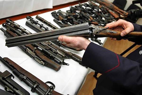 Если оружие вне закона