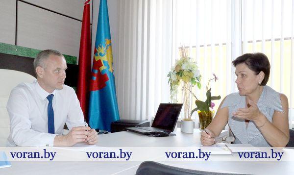 Важно сохранить консолидацию в обществе. С жителями Вороновского района встретился сенатор Игорь Гедич (Дополнено)