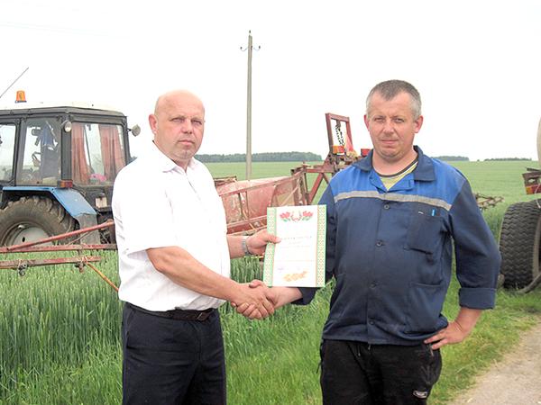 Подведены итоги районного соревнования среди механизаторов на весенне-полевых работах 2020 года.