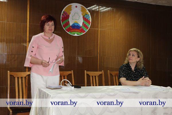 На Вороновщине проходит Единый день информирования (дополнено)