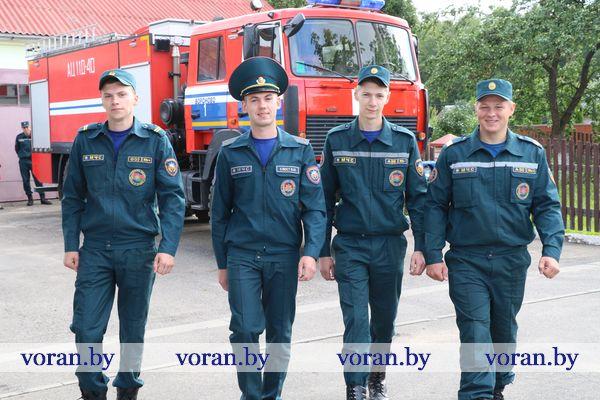 Сегодня — День пожарной службы. К особой миссии готовы!
