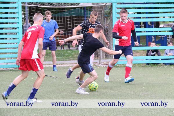 В субботу в Вороново пройдет первенство района по мини-футболу
