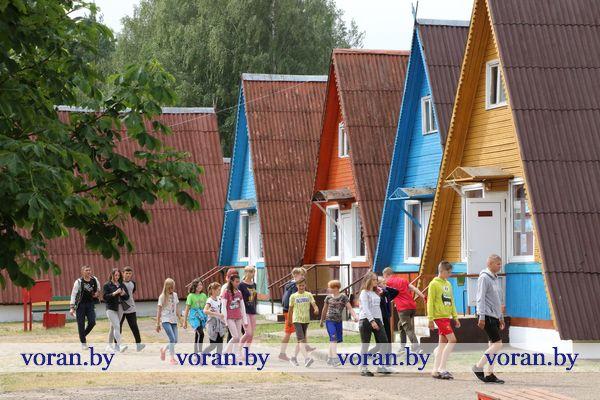 День рождения белорусских студенческих отрядов, что приходится на 1 августа, отпраздновали в детском оздоровительном лагере «Ромашка»