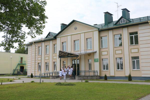 Больница г.п.Радунь 2014