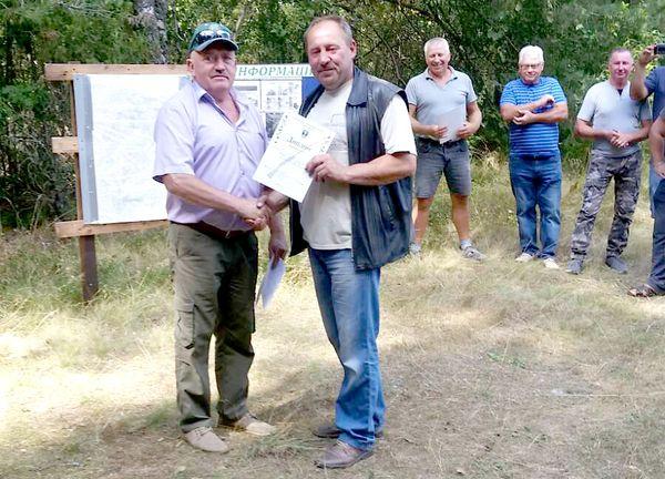 Районные соревнования по стрелково-охотничьему двуборью среди охотколлективов Вороновщины в этом году проходили на Лидчине