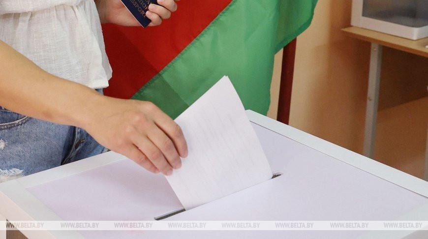Явка избирателей на президентских выборах на 14.00 составила 65,19%